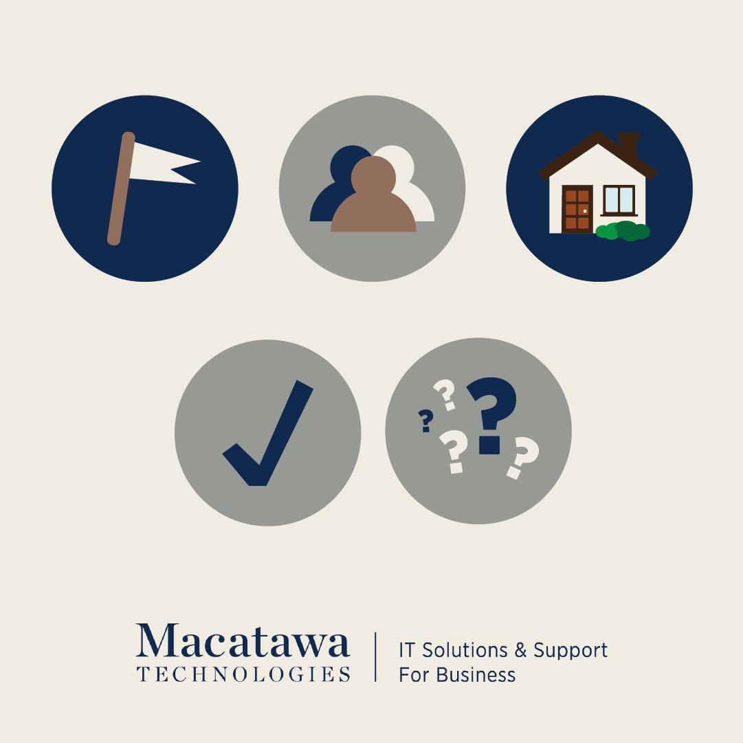 Macatawa Technologies' core values